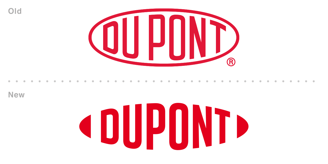 Dupont Logo - Why DuPont Decided to Change Its Logo After Almost a Century – Adweek