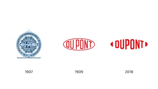 Dupont Logo - After 100 Years, Innovation Brand DuPont Rebrands To Unify Its Two ...