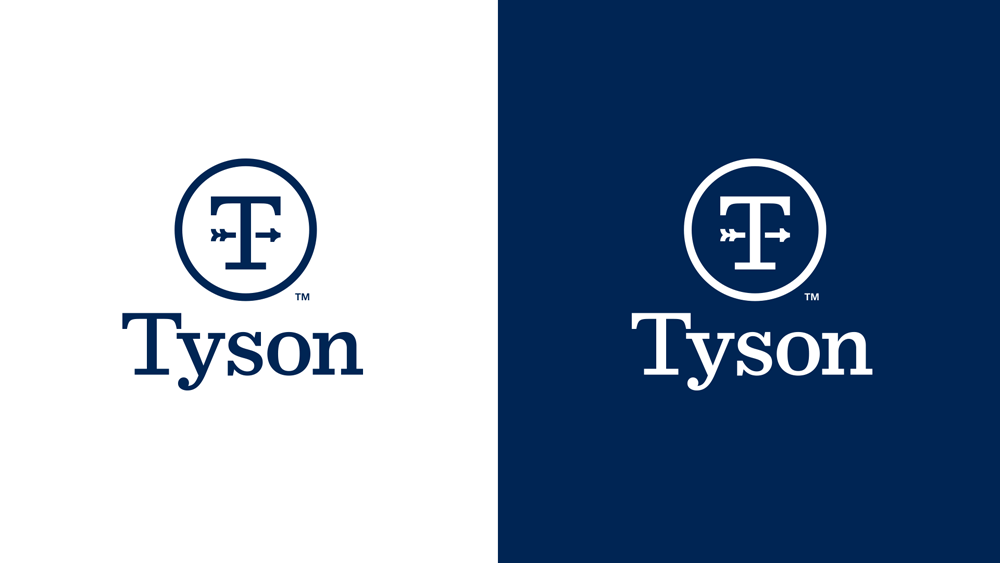 Tyson Foods Logo - Brand New: Follow-up: New Logo and Identity for Tyson Foods by Brand ...