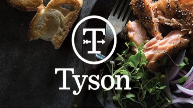 Tyson Foods Logo - Tyson Foods Debuts New Vision, Logo