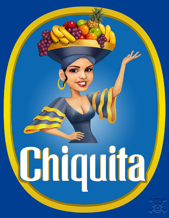 Chiquita Logo - Chiquita Logo by JamesParce on DeviantArt