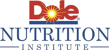 Dole Food Company Logo - Dole Nutrition Institute
