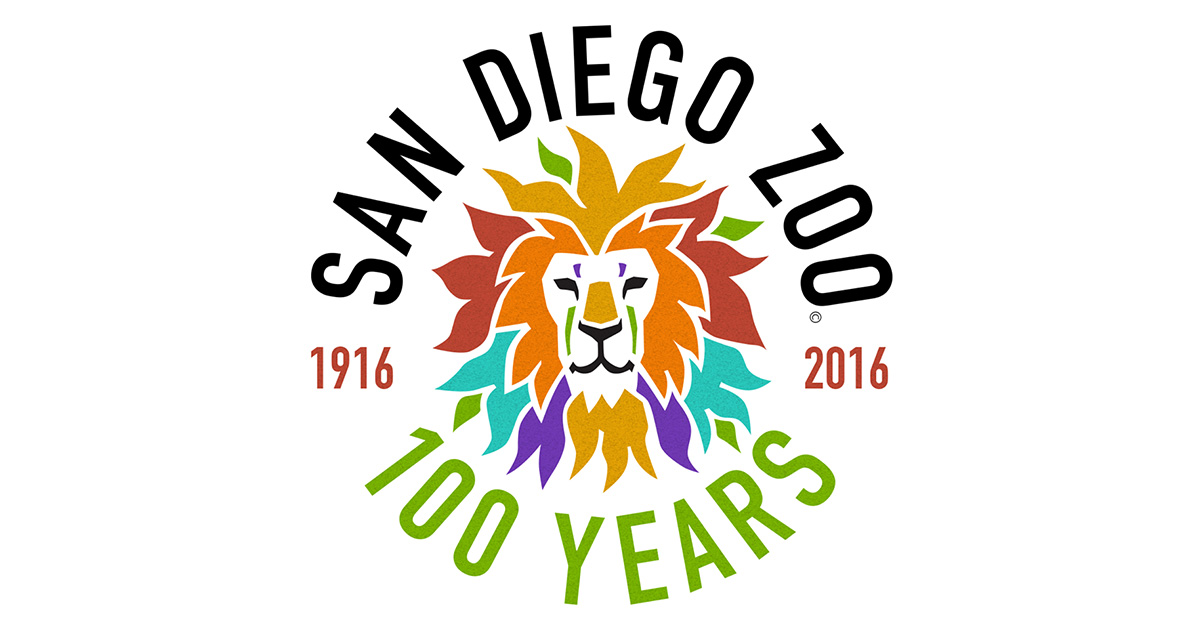 San Diego Zoo Logo - Celebrate the San Diego Zoo's Centennial