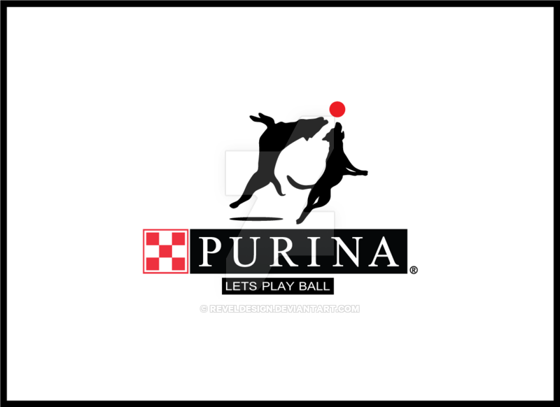Nestle Purina Logo - Nestle Purina logo design by reveldesign on DeviantArt