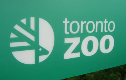 Toronto Zoo Logo - The CANADIAN DESIGN RESOURCE - Toronto Zoo logo
