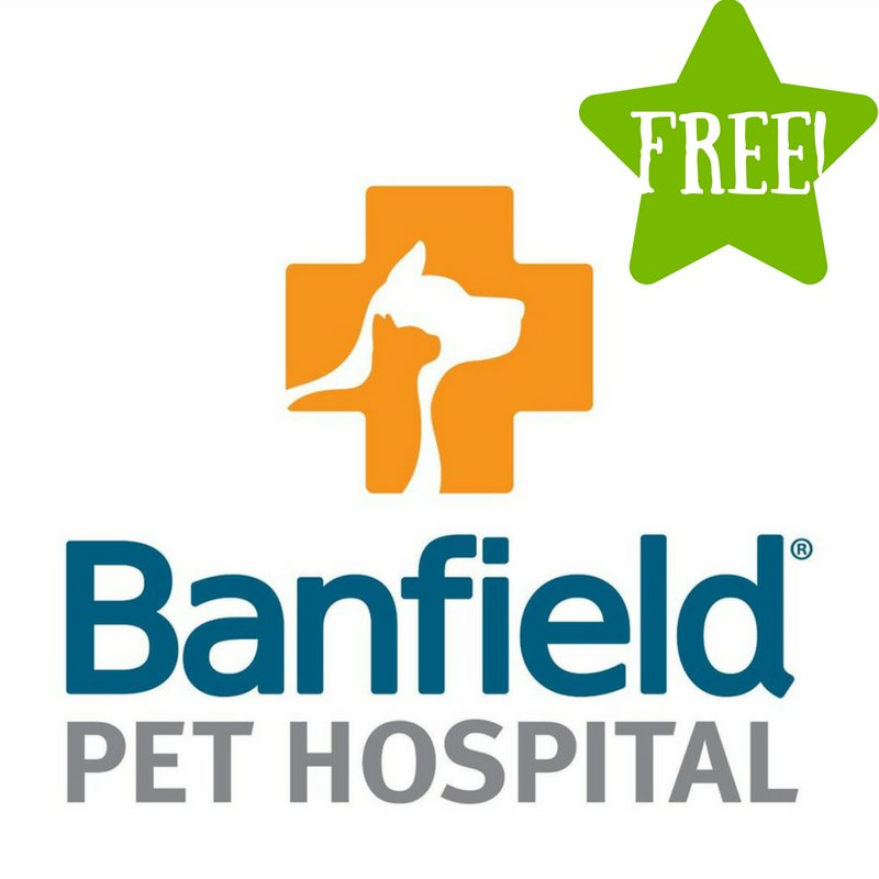 Banfield Pet Hospital Logo - FREE Office Visit & Consultation at Banfield Pet Hospital |