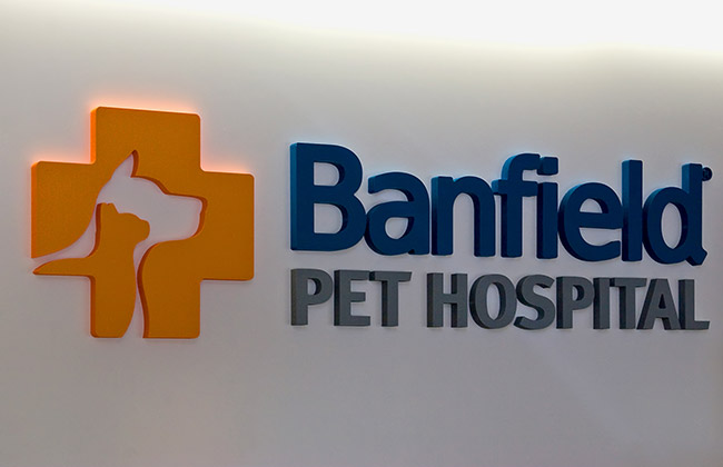 Banfield Pet Hospital Logo - KRS - King Retail Solutions : Portfolio : Banfield Pet Hospitals