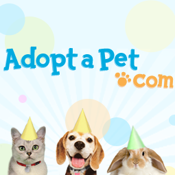 Adopt-a-Pet.com Logo - Adopt-a-Pet.com :: Promote Adoption! Pet of the Day!