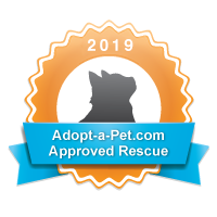 Adopt-a-Pet.com Logo - Adopt a dog or cat today! Search for local pets in need of a home.