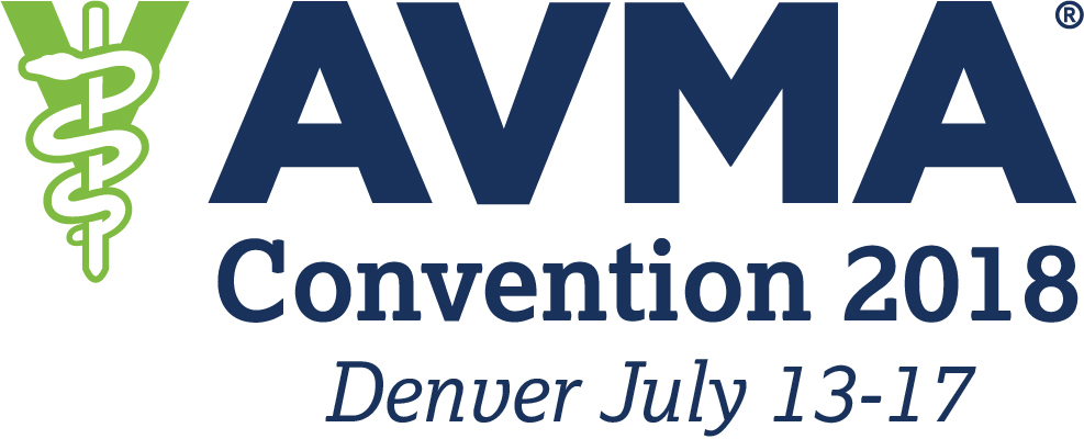 American Veterinary Medical Association Logo - AVMA 2018: One Health in Action - Collaboration Saves Lives