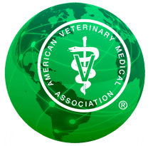 American Veterinary Medical Association Logo - AVMA in the Global Veterinary Community