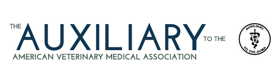 American Veterinary Medical Association Logo - The Auxiliary to the AVMA - AVMAAUX