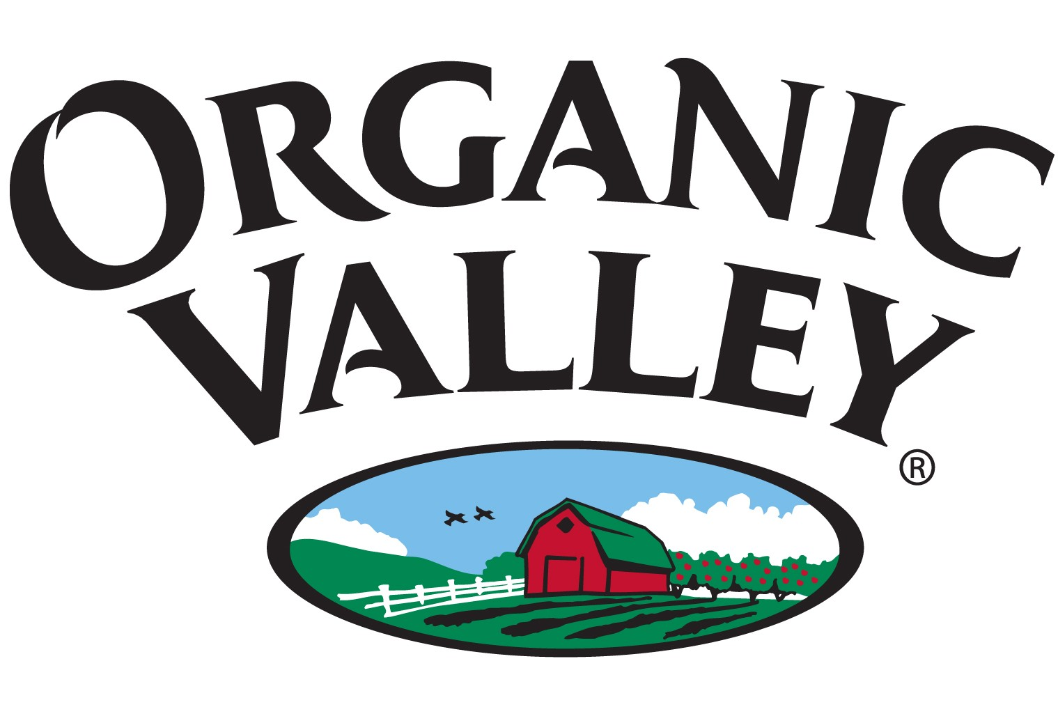 Organic Valley Logo - Organic Valley Dairy Cooperative: Independent And Farmer-Owned