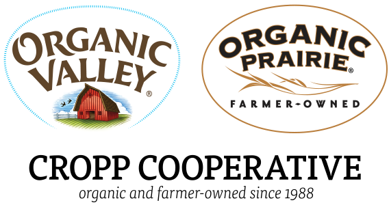 Organic Valley Logo - The Choice for Organic Farmers | Farmers.coop