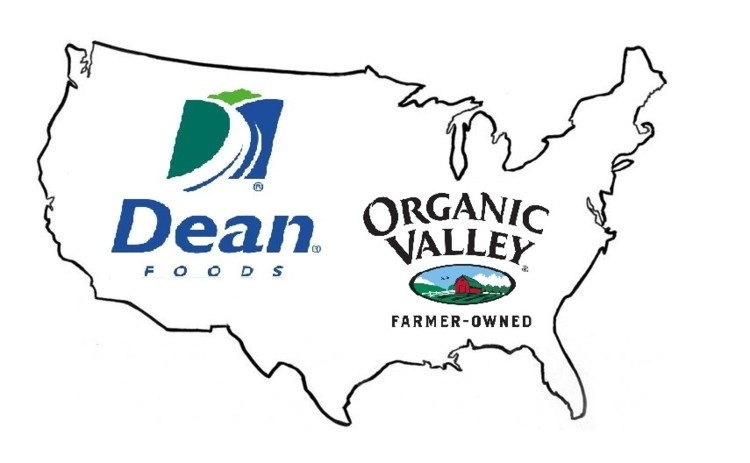 Organic Valley Logo - Organic Valley to grow brand through joint venture with Dean Foods