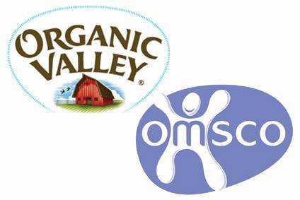 Organic Valley Logo - Organic co-ops OMSCo, CROPP launch partnership | Food Industry News ...