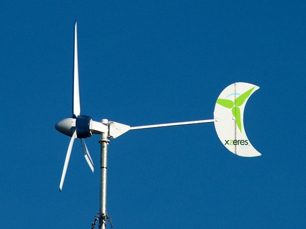 Xzeres Wind Logo - Script Kiddies Can Now Launch XSS Attacks Against IoT Wind Turbines