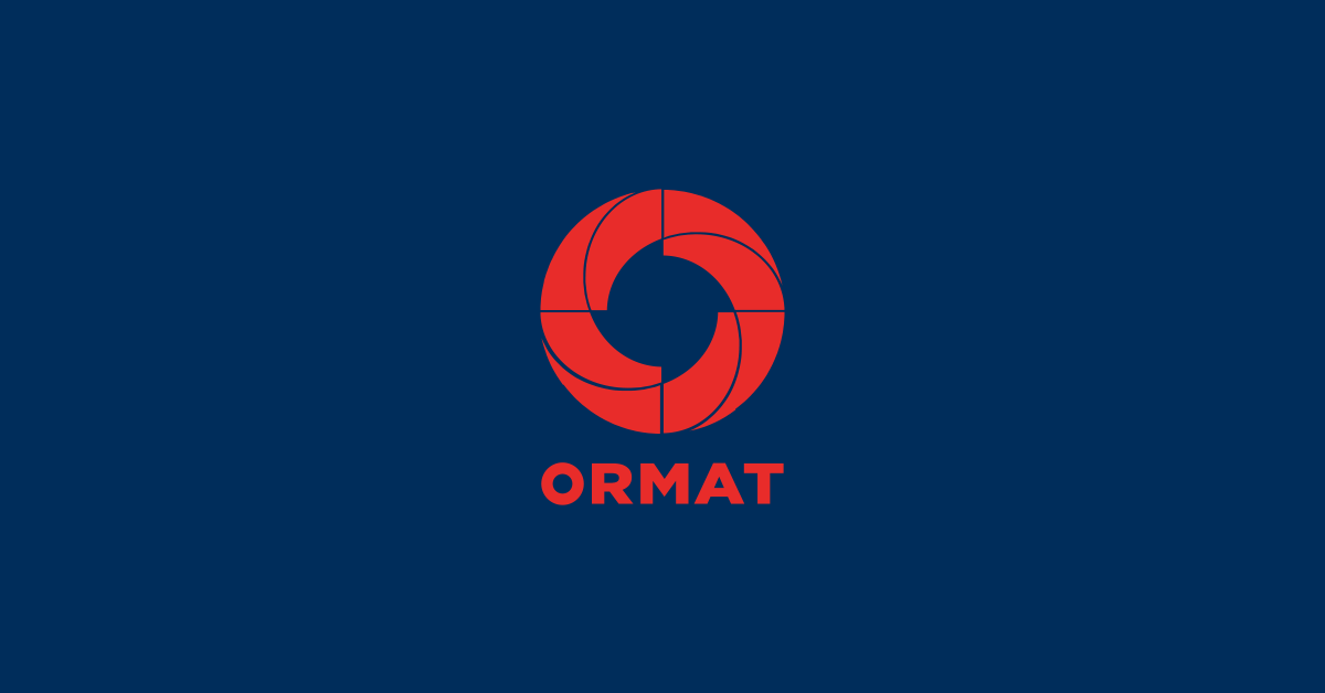 Ormat Logo - Ormat Technologies Inc. - Ormat Technologies Inc. - Renewable Energy ...