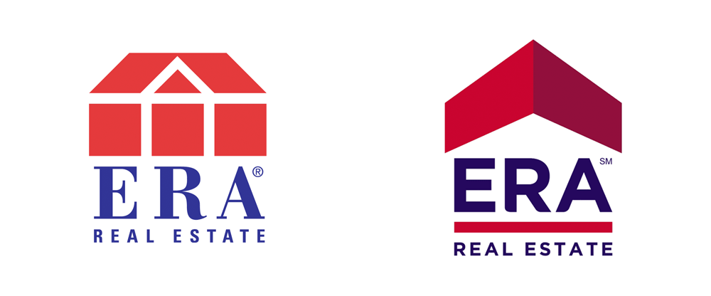 ERA Real Estate Logo - Brand New: New Logo for ERA Real Estate by Verse Group