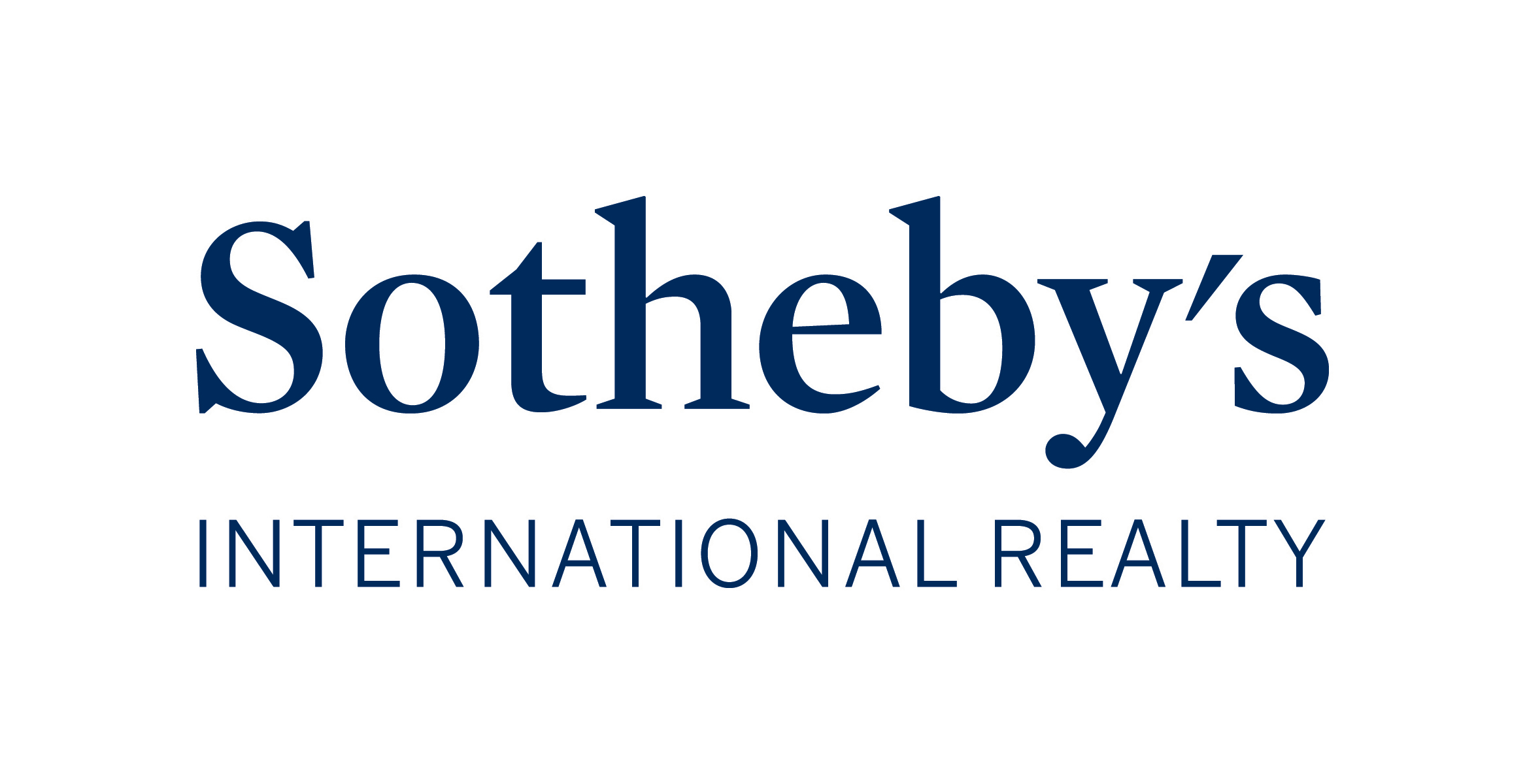 Sotheby's International Realty Logo - Sotheby's International Realty – Sue Hess