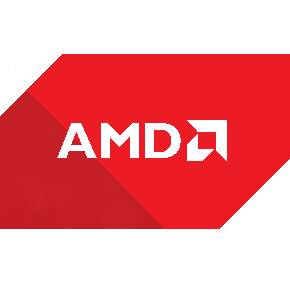 AMD Red Logo - LogoDix