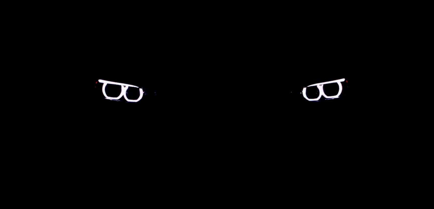 Black and White BMW M3 Logo - BMW M3 and M4 Teased Ahead of Launch - autoevolution