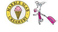 Marble Slab Logo - Marble Slab Creamery & MaggieMoo's | Global Franchise Group