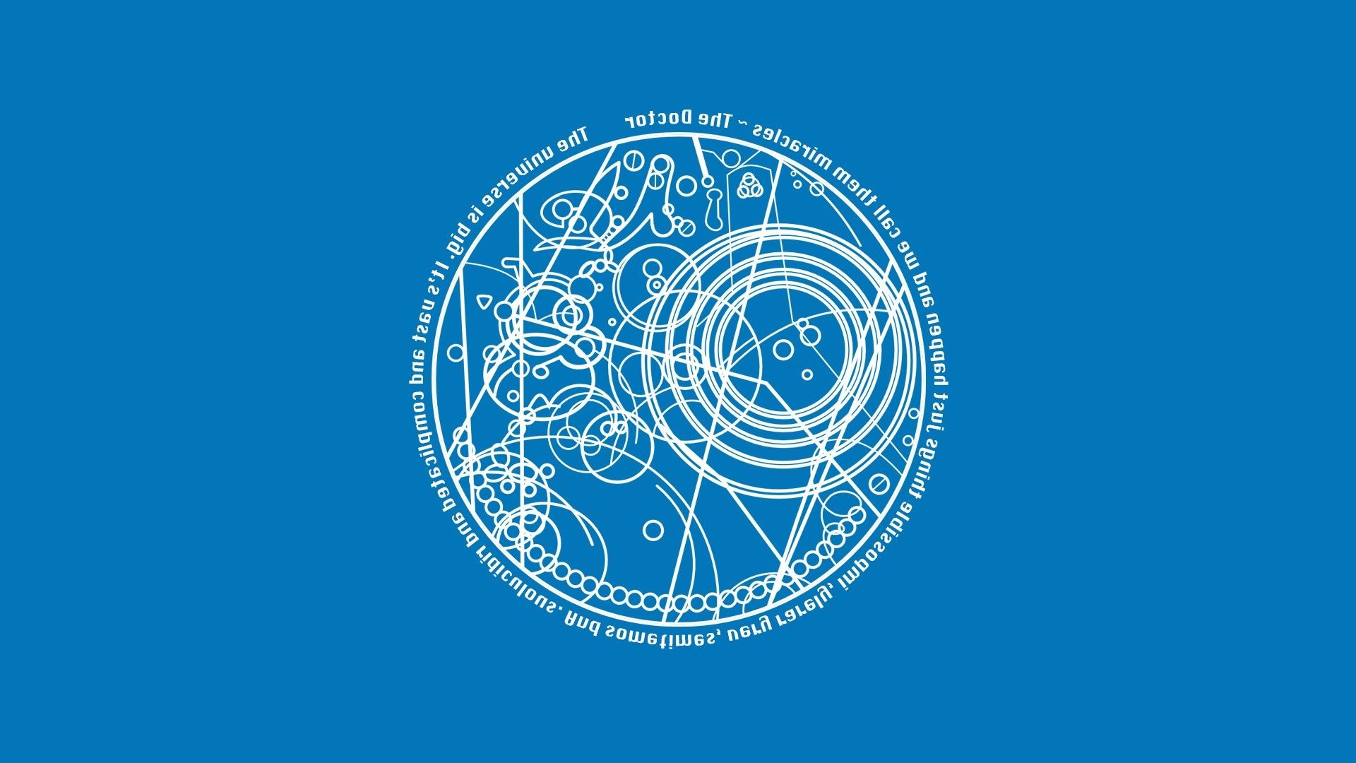 Doctor Who Circle Logo Logodix