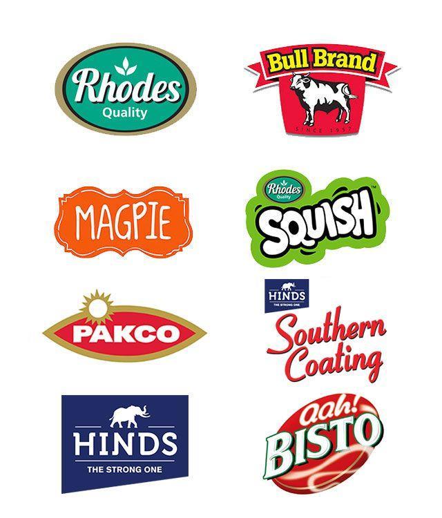 Brand Name Food Logo - LogoDix
