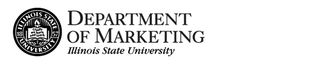Illinois State University Logo - Marketing | College of Business - Illinois State