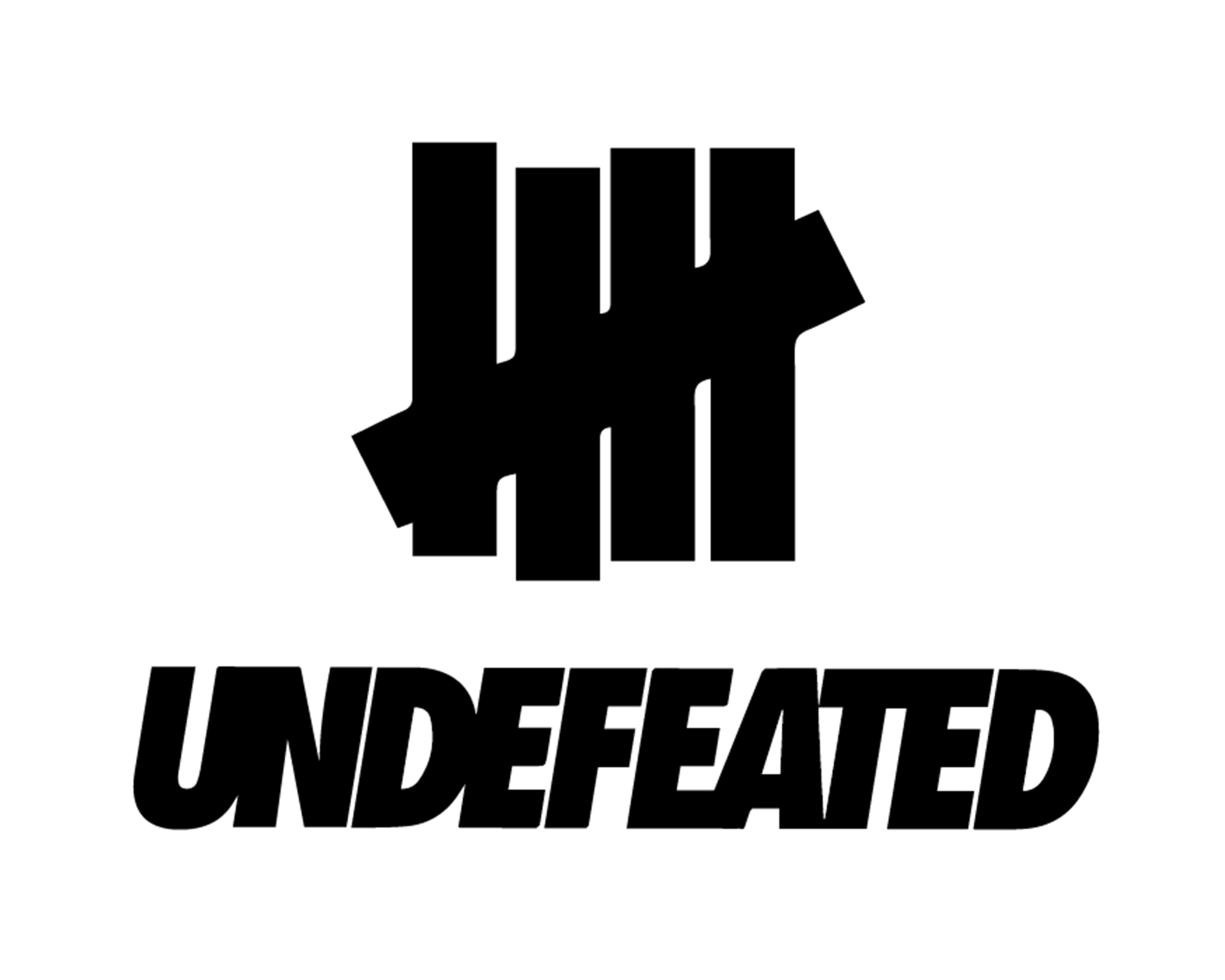 Undefeated Logo - UNDEFEATED LOGO PAINTING STENCIL SIZE PACK *HIGH QUALITY* – ONE15