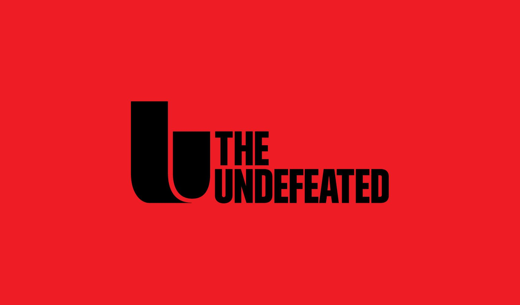 Undefeated Logo - The Undefeated — TRIBORO