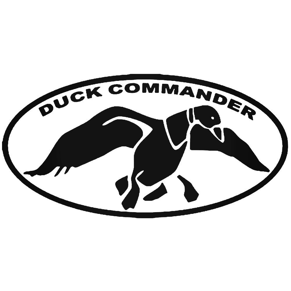 Car Decals Car Stickers Duck Dynasty Car Decal Anydecals Com [ 1280 x 1280 Pixel ]