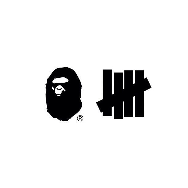 Undefeated Logo - A Bathing Ape x Undefeated | Creative Marketing & Branding | A ...