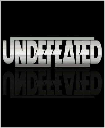 Undefeated Logo - Undefeated - FOURTH DIMENSION LOGOS