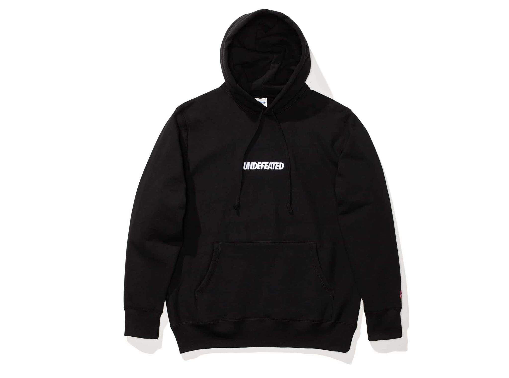 Undefeated Logo - UNDEFEATED LOGO PULLOVER HOODIE | Undefeated