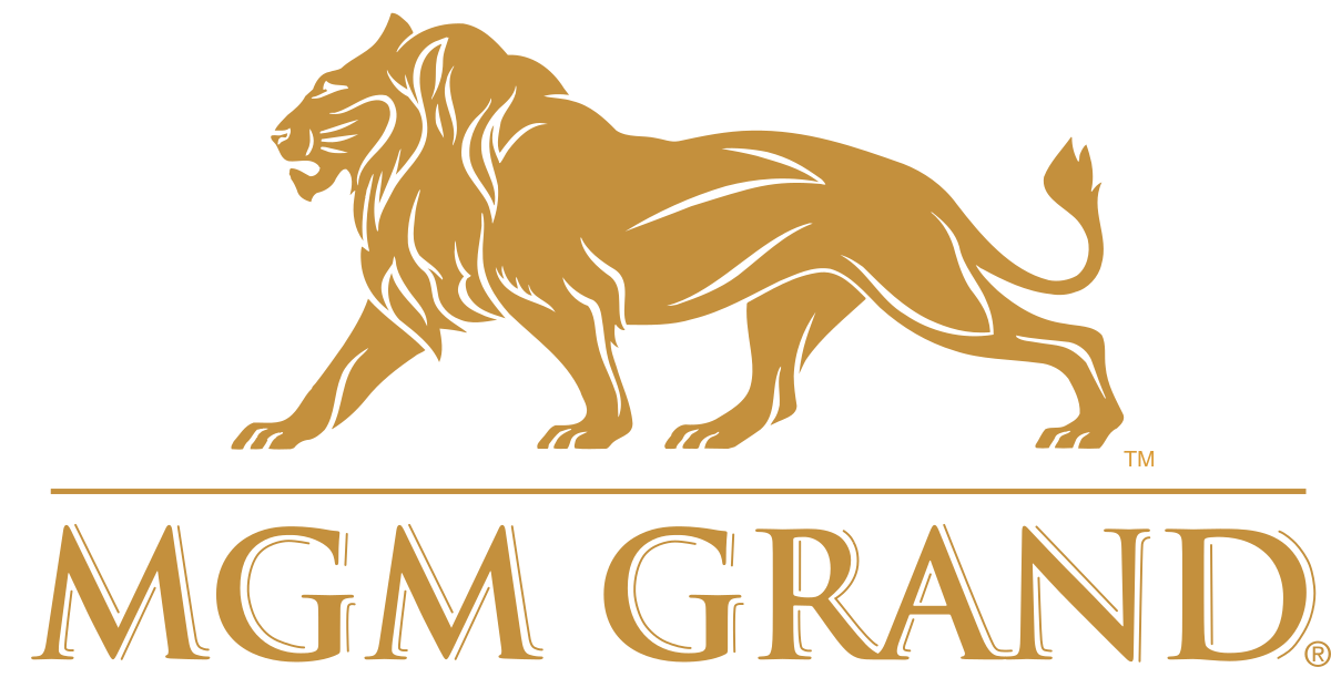 MGM Grand Logo - MGM Grand Las Vegas