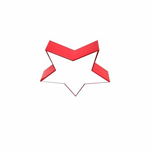 The Red Point Star Logo - GYUHANLT Modern Personality Children's Baby Nursery Bedroom Lovely ...