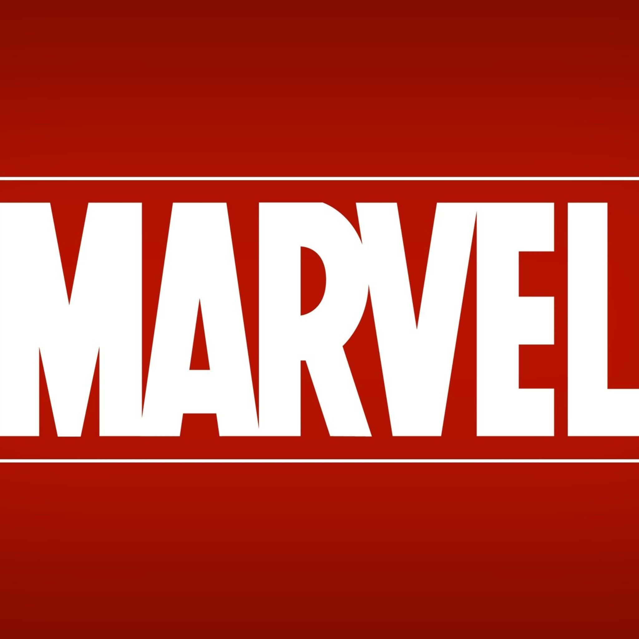 Marvel Logo - 2048x2048 Marvel Comics Logo Ipad Air HD 4k Wallpapers, Images ...