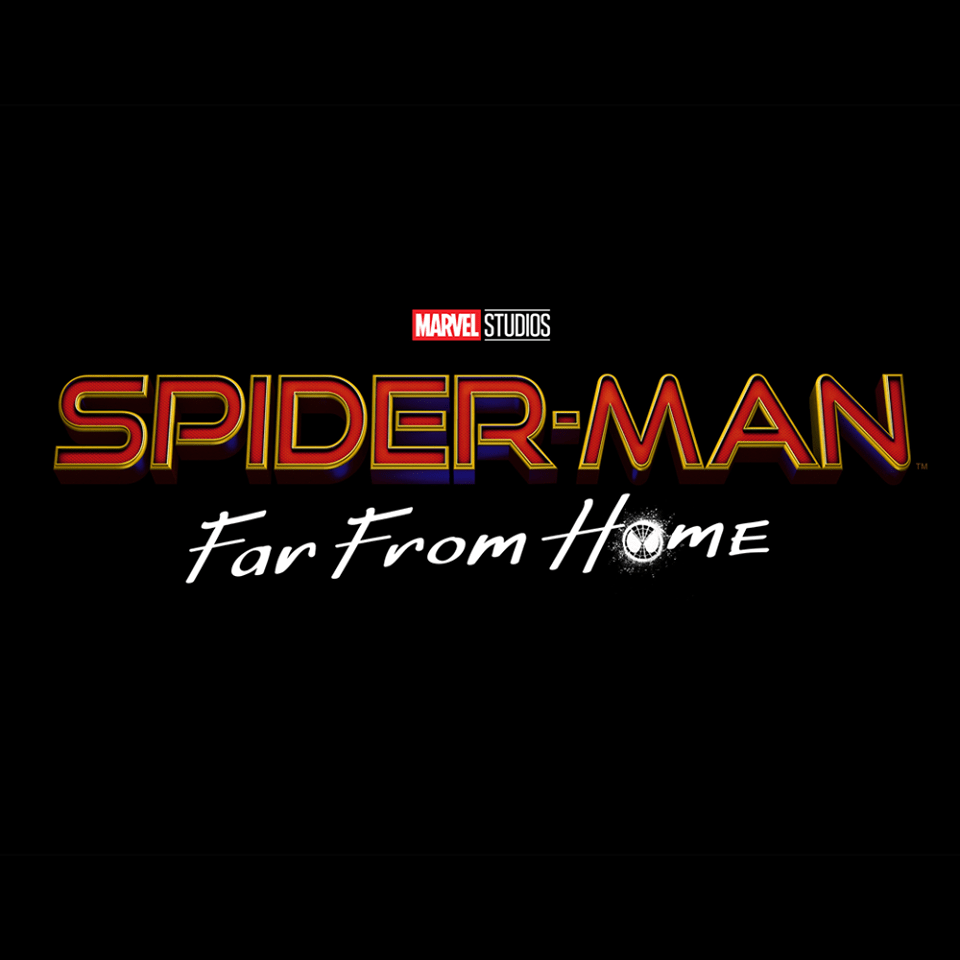 Marvel Logo - Spider-Man: Far From Home' gets an official logo from Marvel Studios ...