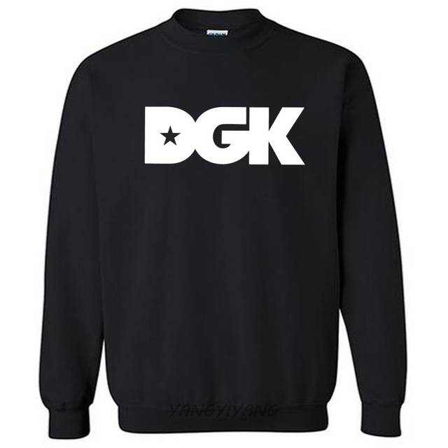 DGK Logo - Online Shop men cotton sweatshirt DGK logo hoodies new shubuzhi ...