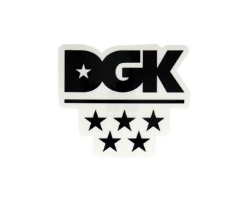 DGK Logo - ALL STAR BY DGK - Stickers, All Star, DGK, Stickers, All Star, DGK ...