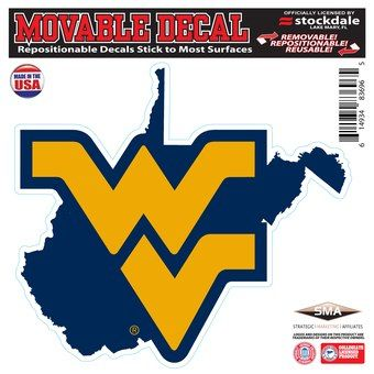 West Virginia University Logo - WVU Auto Accessories, West Virginia Automotive Items, West Virginia ...