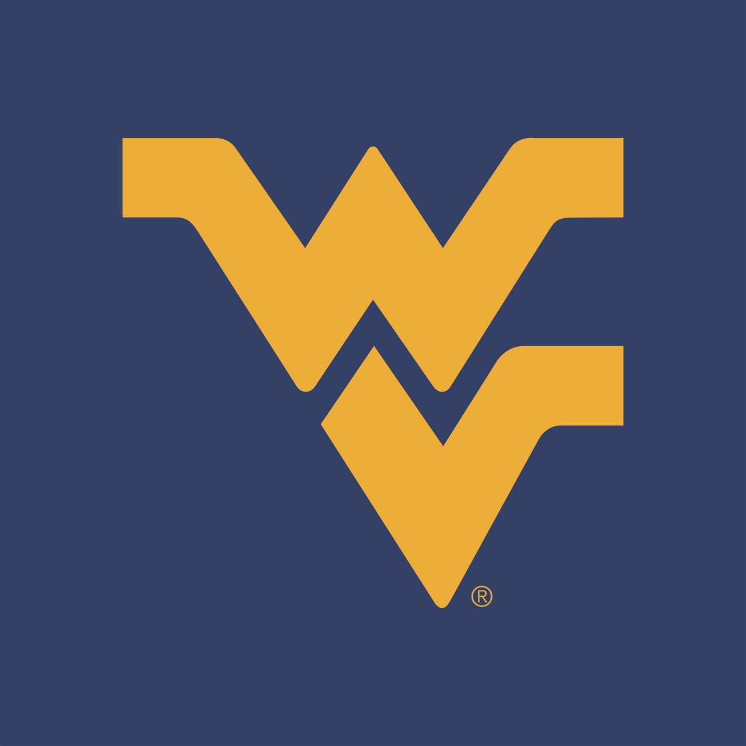West Virginia University Logo - West Virginia University Mountaineers by West Virginia University ...