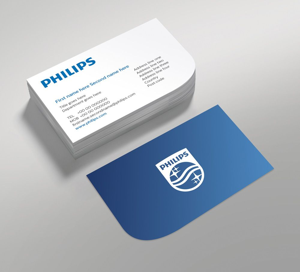 Philips Healthcare Logo - Brand New: New Logo and Identity by and for Philips