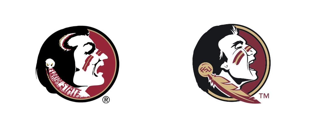 Florida State University Logo - Brand New: New Logo, Identity, and Uniforms for FSU Seminoles by Nike