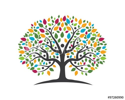 Family Tree Logo - Family Tree Logo - Buy this stock vector and explore similar vectors ...