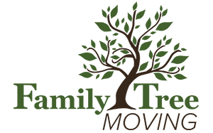 Family Tree Logo - Moving Service Katy TX | Moving Service Near Me | Family Tree Moving