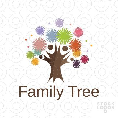 Family Tree Logo - Family tree Logos