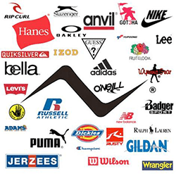 Famous Sportswear Logo - Evolution of our logo - Page 2 - National Sportswear - National ...